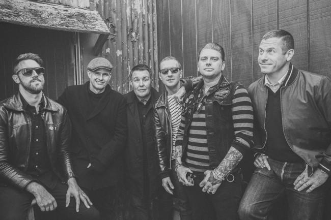 Celtic punk band Dropkick Murphys kicks off St. Patrick's Day Tour in Bethlehem on Feb. 21