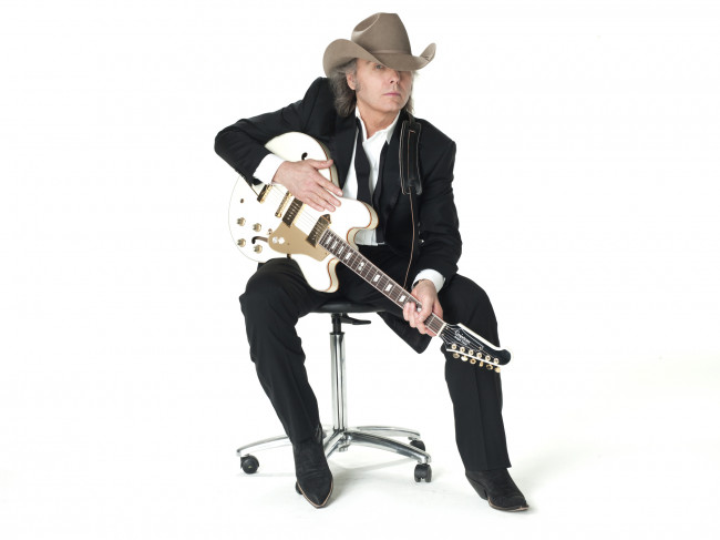 Country music pioneer and actor Dwight Yoakam plays at Kirby Center in Wilkes-Barre on Oct. 5