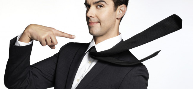TruTV magician Michael Carbonaro will dazzle Sands Bethlehem Event Center on Nov. 4