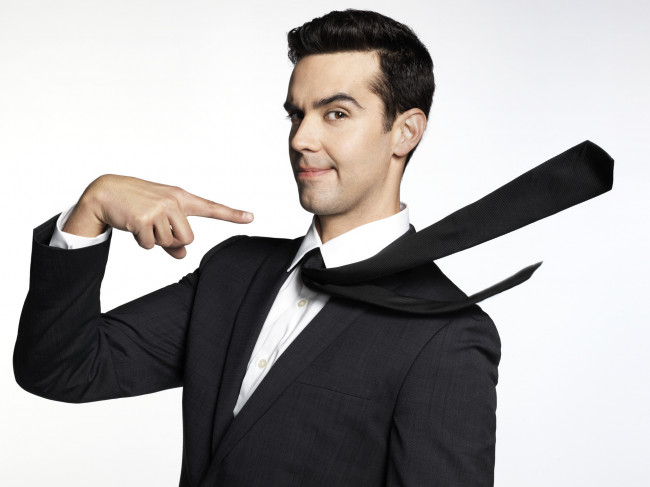 TruTV star Michael Carbonaro performs live magic at Kirby Center in Wilkes-Barre on Dec. 16