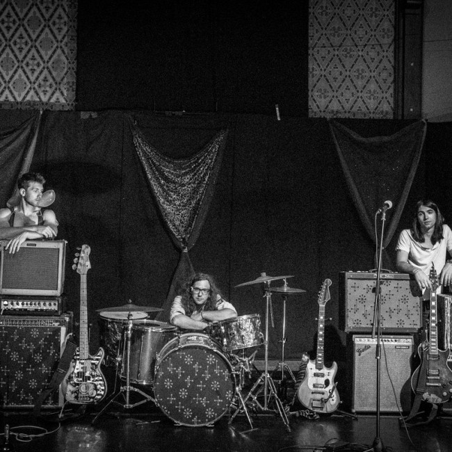 TUNEFLY ARTIST OF THE WEEK: Wilkes-Barre psychedelic groove rock band Mind Choir