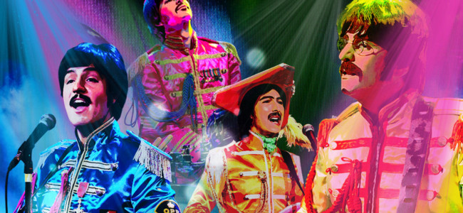 RAIN: A Tribute to The Beatles returns to Kirby Center in Wilkes-Barre on March 26