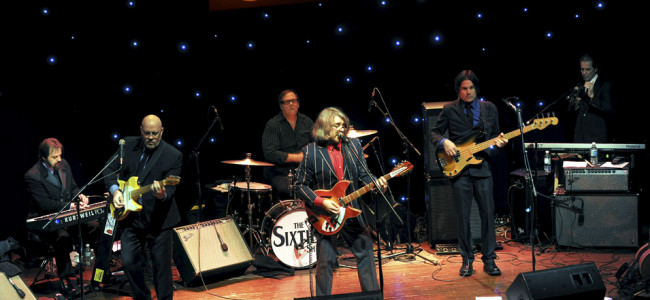 'The Sixties Show' creates multimedia music experience at Opera House in Jim Thorpe on Nov. 19
