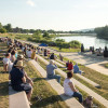 Wilkes-Barre competing for grant to fund live music series on River Common, voting open until Nov. 21
