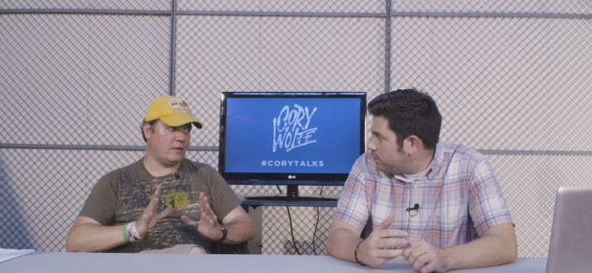 PUTTING IN WORK: Video production and small business marketing with TwentyFiveEight Studios