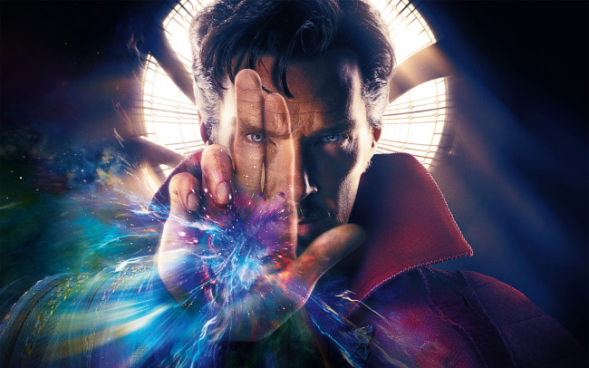 A FREAK ACCIDENT: 2016 election, 'Doctor Strange,' Korn, and worst health inspector stories
