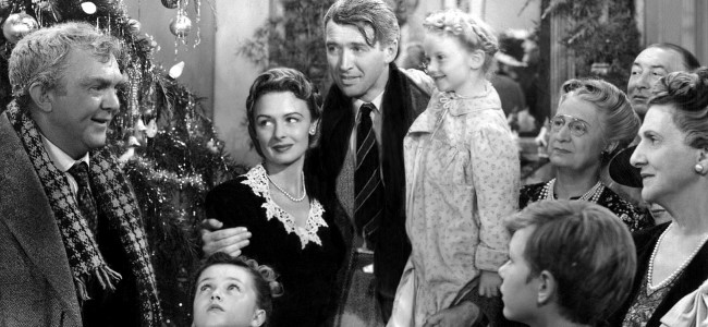 Kirby Center in Wilkes-Barre screens 'It's a Wonderful Life' during Holiday Arts Market on Nov. 26