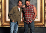 Jeff Foxworthy and Larry the Cable Guy 'Git-R-Done' at Mohegan Sun Arena in Wilkes-Barre Jan. 20