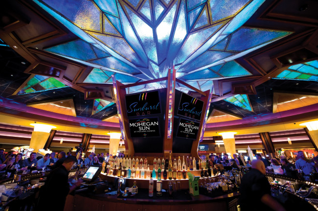 Mohegan Sun Pocono in Wilkes-Barre runs special Christmas and New Year's Eve events and promos