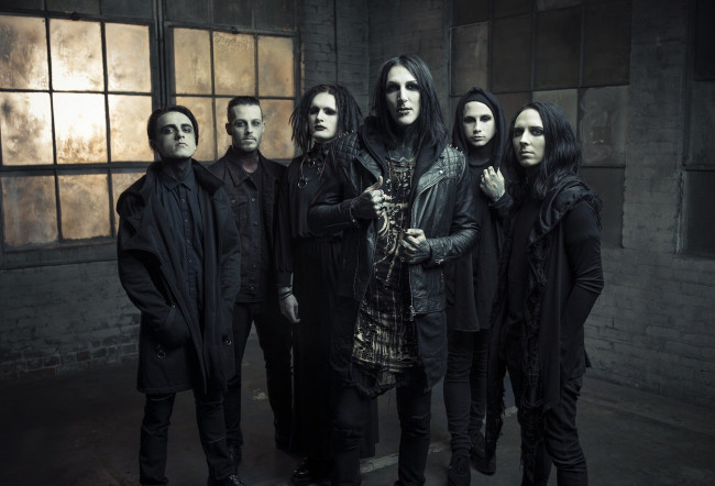 Motionless In White announces contest to design artwork for new album 'Graveyard Shift,' deadline is Dec. 19
