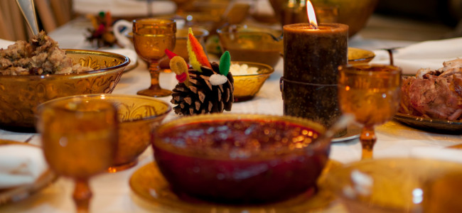 LIVING YOUR TRUTH: Giving thanks for acceptance and the new 'traditional' American family