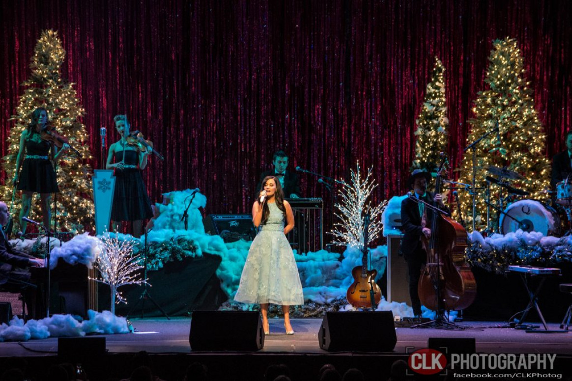 PHOTOS: Kacey Musgraves Christmas show at Kirby Center in Wilkes ...