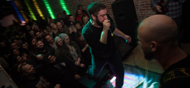 PHOTOS: XIXX: 20 Years and Counting with Machine Arms, Auxilia, Empire of the Sea, and more, 11/19/16