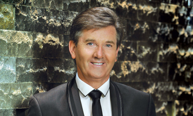 Record-breaking Irish singer Daniel O'Donnell returns to Kirby Center in Wilkes-Barre on May 20
