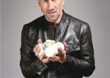 Comedian Joe Matarese performs at Hump Day Comedy & Dinner at Stage West in Scranton on Oct. 17