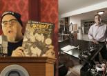VIDEO: Wilkes-Barre artist Kevin Dougherty using Kickstarter to fund documentary on cartoonist Drew Friedman