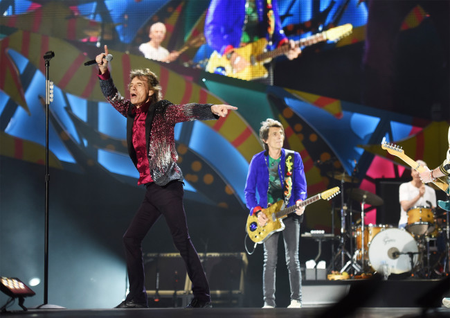 New Rolling Stones Latin America tour documentary screening in Moosic and Williamsport Dec. 12