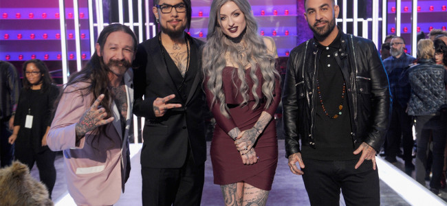New 'Ink Master' spin-off series, 'Grudge Match,' will star NEPA tattoo artist Ryan Ashley Malarkey