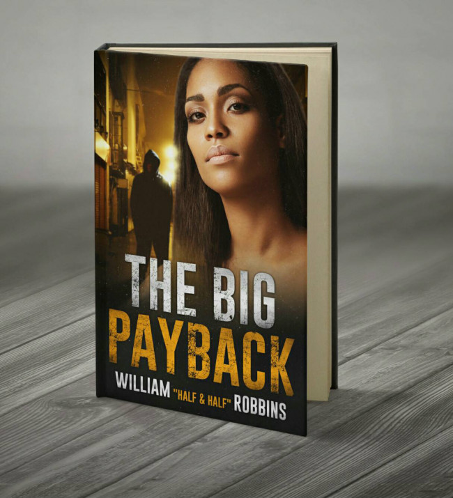 Scranton comedian Will 'Half & Half' Robbins shows serious side with new thriller novel 'The Big Payback'