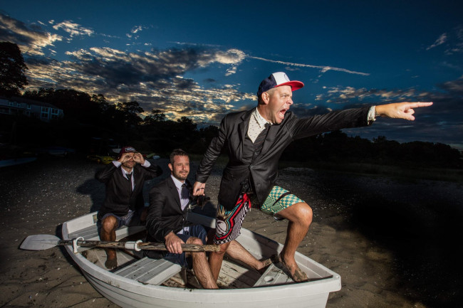 Badfish: A Tribute to Sublime performs at Stage West in Scranton on April 26