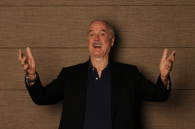Comedy legend John Cleese performs at Hershey Theatre on Oct. 17