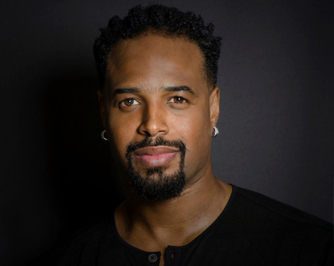 Comedian and actor Shawn Wayans performs stand-up at Mt. Airy Casino Resort in Mt. Pocono on Feb. 18
