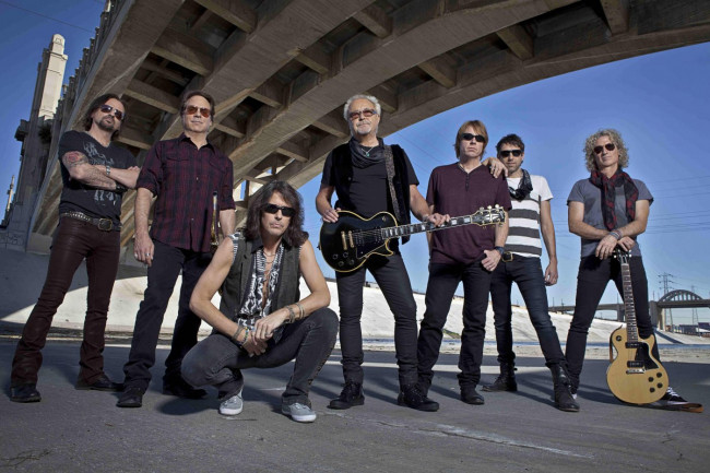 Foreigner celebrates 40 years of rock with Cheap Trick and Jason Bonham in Hershey on July 15