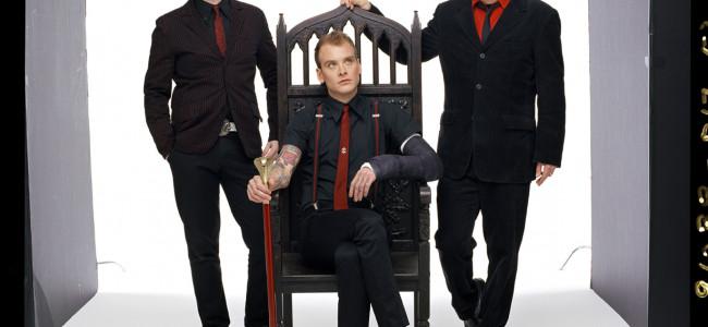Scranton bands play Alkaline Trio tunes at Valentine's Day Masquerade Ball in Wilkes-Barre on Feb. 11