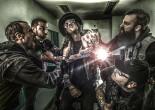 Sunbury party rockers American Evil tear up the Irish Wolf Pub in Scranton on Feb. 10