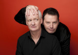 'Whose Line Is It Anyway?' stars Colin and Brad improvise laughs at Kirby Center in Wilkes-Barre on May 11