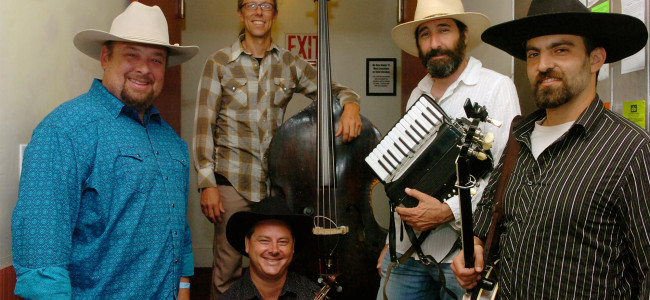 Grateful Bluegrass Boys play classic rock favorites for free at Opera House in Jim Thorpe on Feb. 16