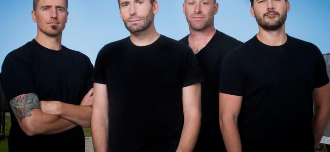 Nickelback returns to Hersheypark Stadium with Daughtry and Shaman's Harvest on Aug. 5