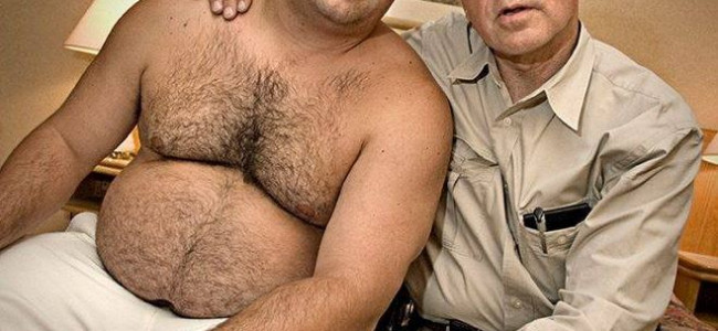 'Trailer Park Boys' Randy and Mr. Lahey leave 'No Pants Unpissed' at Kirby Center in Wilkes-Barre on April 10