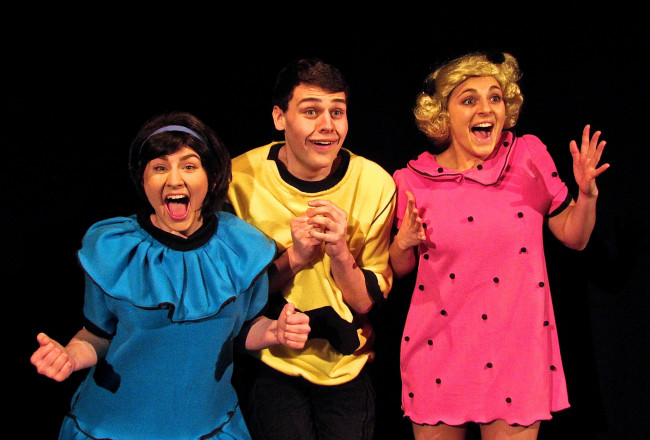 You blockhead! Wilkes University sings 'You're a Good Man, Charlie Brown' Feb. 17-26