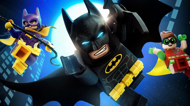 A FREAK ACCIDENT: Grammy Awards, 'LEGO Batman Movie,' and petty revenge stories