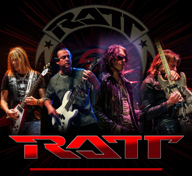 '80s rockers Ratt go 'Round and Round' at Sherman Theater in Stroudsburg on April 28