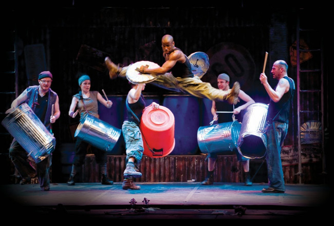 Percussion Group Stomp Stamps Into Kirby Center In Wilkes Barre March 15 16