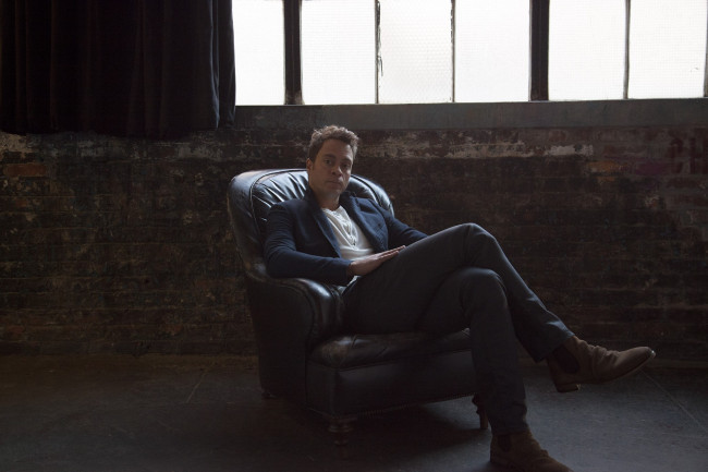 Philly folk rock singer/songwriter Amos Lee plays Kirby Center in Wilkes-Barre on July 30