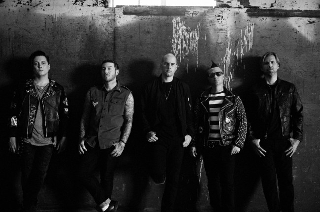 Avenged Sevenfold, Volbeat, and Scranton's Motionless In White play Giant Center in Hershey on May 9