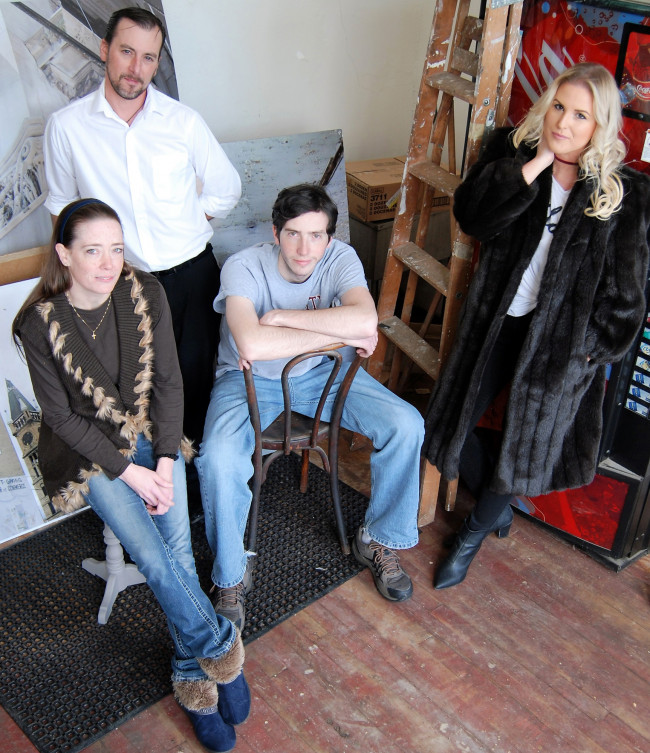 New Scranton theatre company Common Play Factory premieres original play 'White Matter Surplus' on March 26