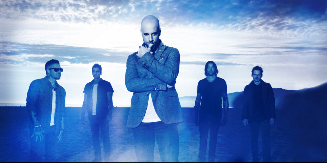 Chart-topping rock band Daughtry performs at Kirby Center in Wilkes-Barre on July 15