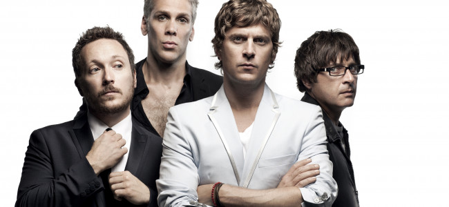 Matchbox Twenty and Counting Crows co-headline concert at Hersheypark Stadium on March 31