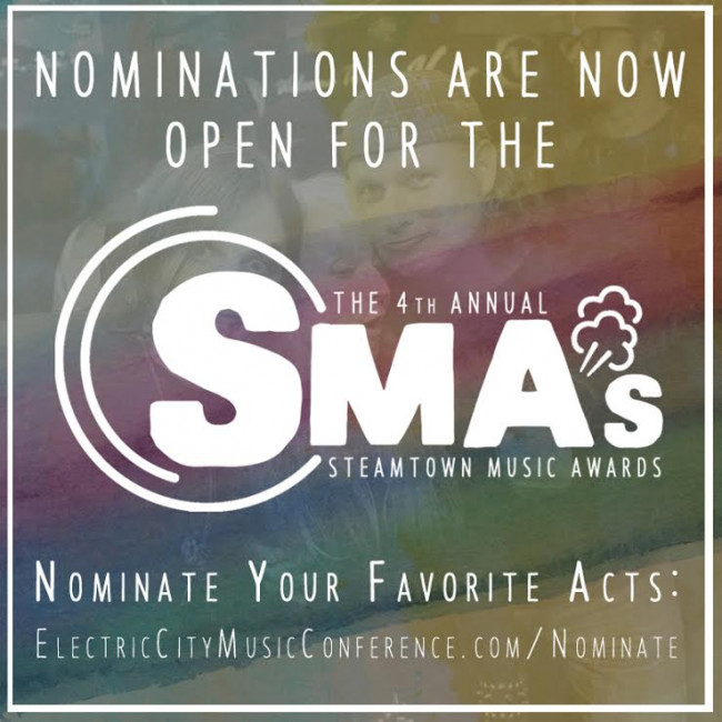 EXCLUSIVE: Nominations for 2017 Steamtown Music Awards now open, new categories added