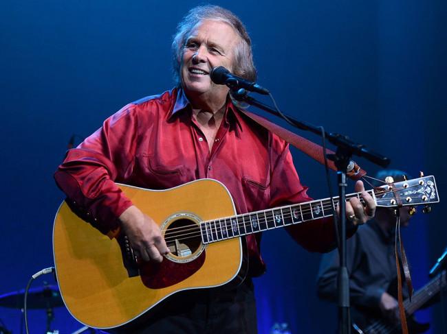'American Pie' singer Don McLean performs at Penn's Peak in Jim Thorpe on Aug. 25