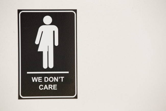 LIVING YOUR TRUTH: Transgender bathroom repeal isn't about safety – it's about alienating others