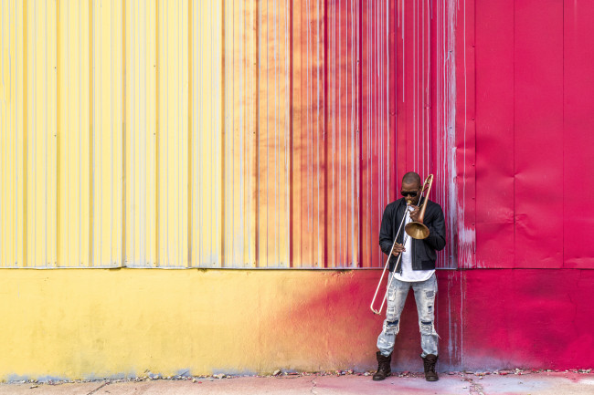 Trombone Shorty & Orleans Avenue jazz up the Sherman Theater in Stroudsburg on June 15