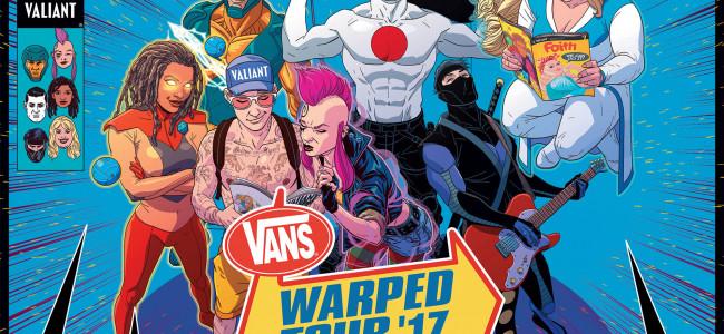 GWAR, Hatebreed, CKY join surprising 2017 Vans Warped Tour lineup in Scranton on July 10