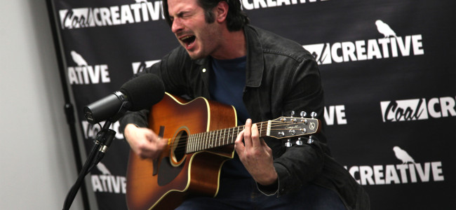EXCLUSIVE: Watch and download 2 new acoustic songs by Ed Cuozzo of Scranton's University Drive