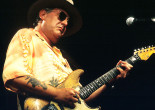 Guitarist Jimmy Thackery plays the blues at Mauch Chunk Opera House in Jim Thorpe on May 4