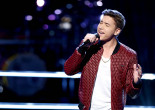 Mt. Pocono singer Mark Isaiah from 'The Voice' performs at Sherman Theater in Stroudsburg on Nov. 11